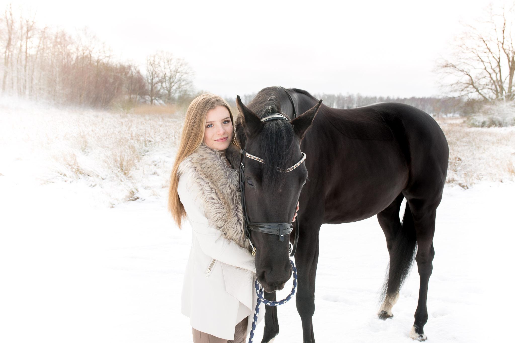 Annatarfoto Ebba Nilsson Ebba dressage Vapiano Torkö Ronneby