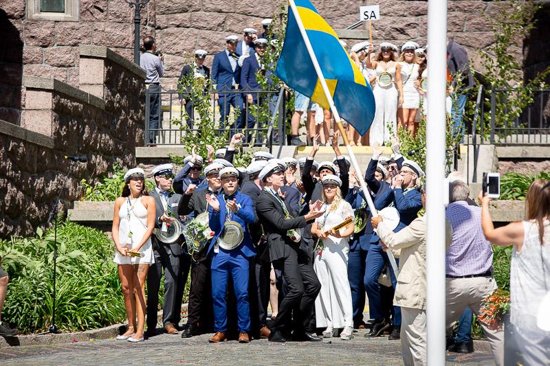 Studentfotografering Ronneby Karlskrona